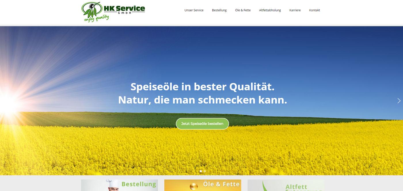 Website speiseoel.net